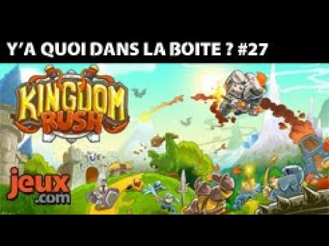 Kingdom Rush - UNBOXING
