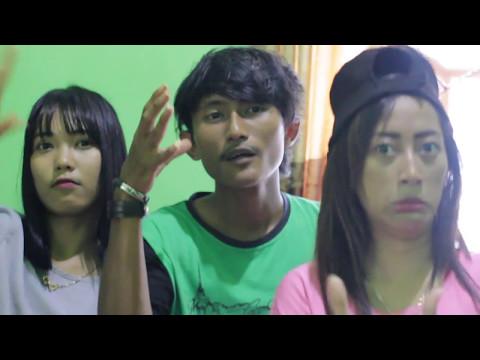 Silaturahmi kabeh Konco model and all crew video parodi