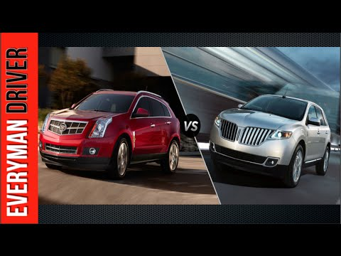 Lincoln Vs Cadillac >> Which One 2015 Lincoln Mkx Vs 2015 Cadillac Srx On Everyman Driver