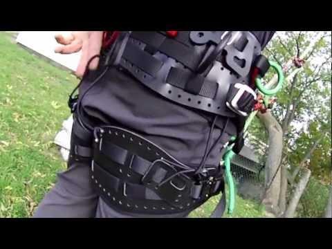Mammut Klettergurt Anziehen : Klettersteiggurt anlegen klettergurt richtig