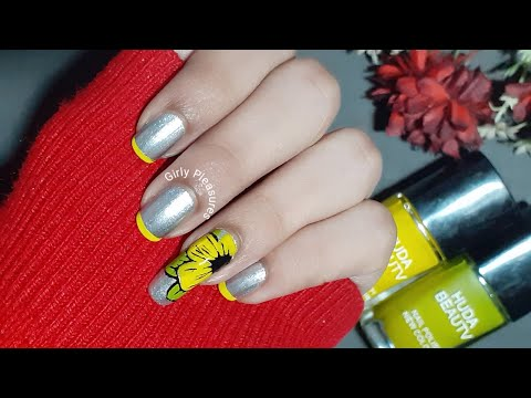 Stamping Nail Art Tutorial/DIY manicure at home/Beautiful Nails/Amazing Nail Art/Girly Pleasures thumbnail