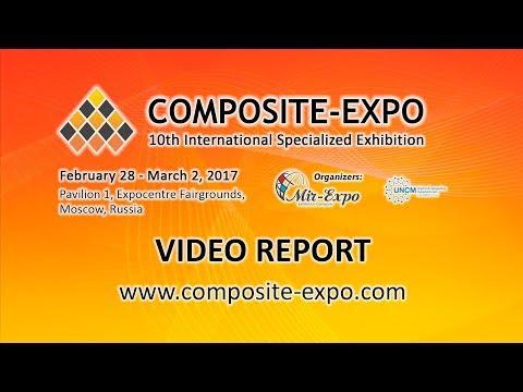 10th Composite-Expo - 2017 International Exhibition Report