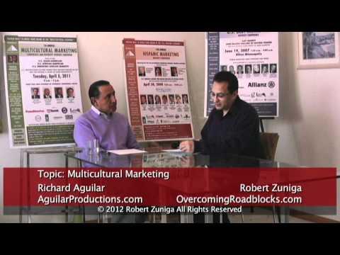 Multicultural Marketing TIps Trends-Richard Aguilar-Robert Zuniga-[Minneapolis-St Paul MN ]