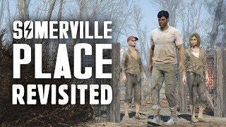 Somerville Place Revisited - Fallout 4 Settlement Build