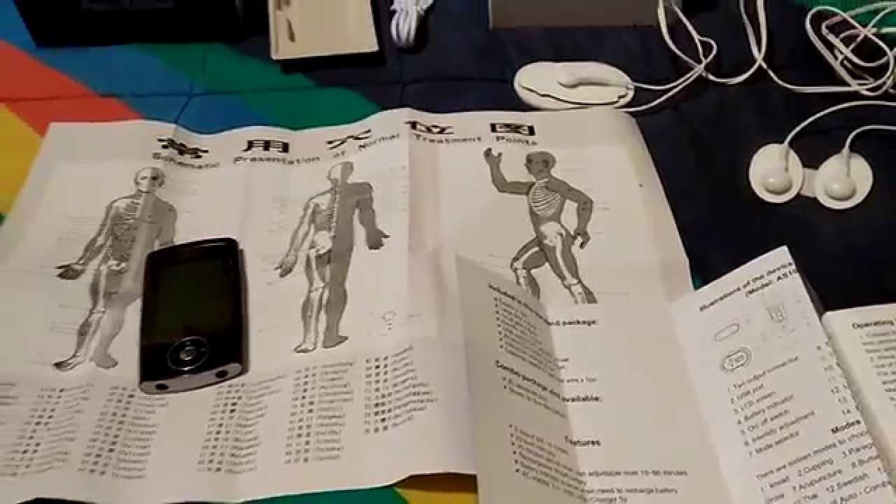 digital therapy machine manual pdf