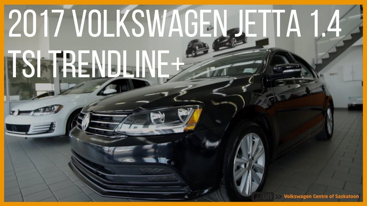 2017 Volkswagen Jetta 1 4 Tsi Trendline