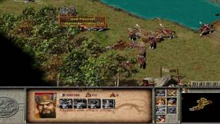 Dragon Throne  Battle of Red Cliffs - Cao Cao level 3 - Part 1