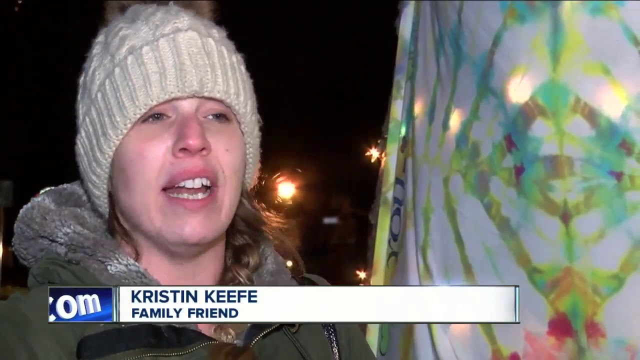 Prayer vigil held for Jessica Cameron- the woman set on fire by her  boyfriend at Tim Hortons