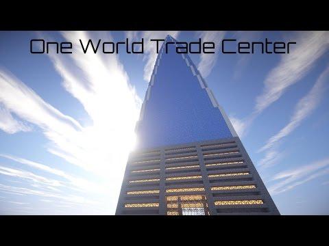 Minecraft Timelapse - One World Trade Center