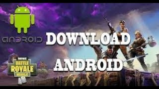 "DOWNLOAD FORTNITE ""NEW APK"" COMPATIBILE FOR ALL ANDROID DEVICES ""DESCRITION"""