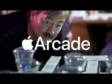 Apple Arcade New Apple Gaming Service