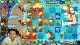 ✔️ Hot New Plants vs Zombies 2 hnt chơi game pvz 2 lồng tiếng vui nhộn funny gameplay #170