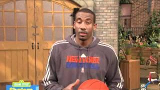Shalom Sesame: New York Knicks Superstar Amar'e Stoudemire Defines the Word