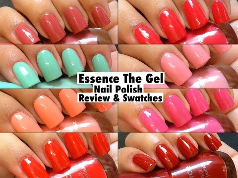 Essence The Gel Nail Polish Review