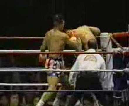K1 - Andy Hug vs Pat Smith