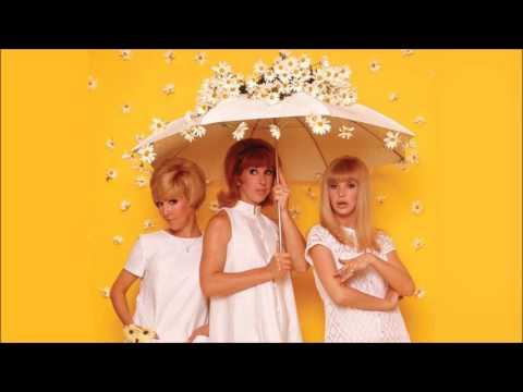 The Paris Sisters ~ I Love How You Love Me
