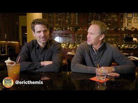 Patrick Sharp Talks Christmas, Golf & Retired Life