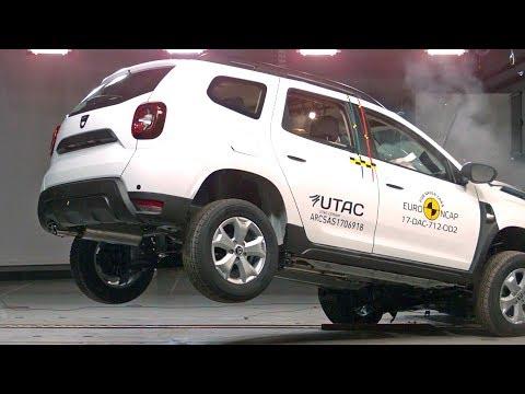 Dacia Duster (2018) Cheap but Really Safe Car?