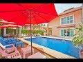 Pattaya Villas – Moonlight Villa – 4 Bedrooms
