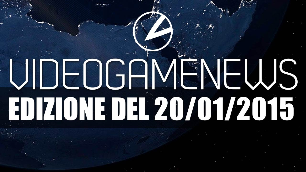 Videogame News - 20/01/2015 - Mass Effect 4 - The Witcher 3 - Final Fantasy 15