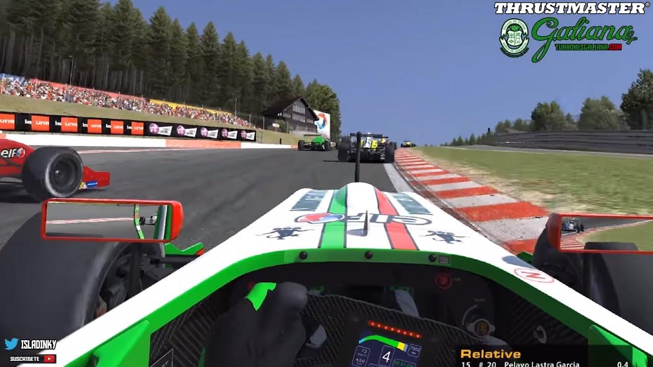 6ecdde0c3e1 iRacing VR - Oculus CV1 - Formula Renault 2.0 @ Spa Francorchamps ...