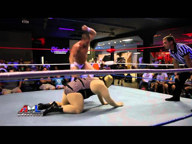 El Blanco Gordito vs Mickey Gambino - AML Wrestling Online Exclusive