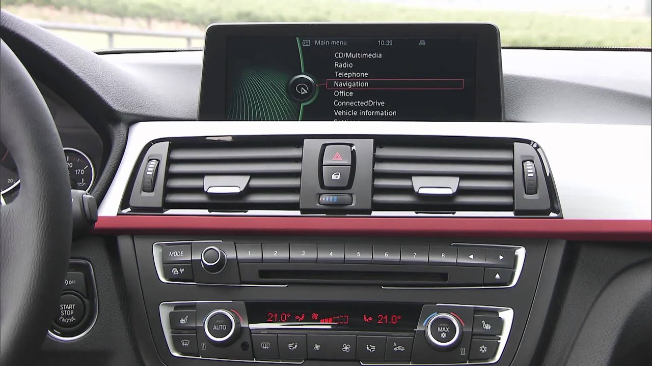 2012 bmw 3 series interior 335i sport line youtube rh youtube com