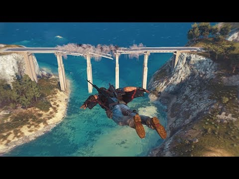 MULTIPLAYER MOD | Just Cause 3