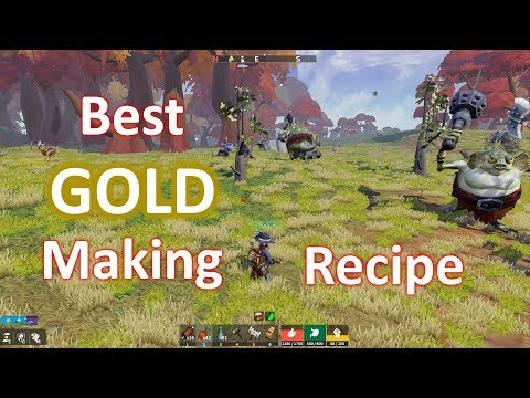 Tree Of Life GUIDE- Making GOLD With your Cooking Skill