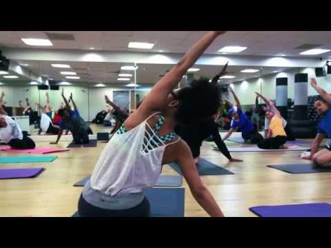 Yoga with Harold Coggins - Episode 4