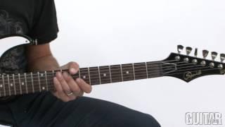 Samick JTR Marie MR10 Electric Guitar