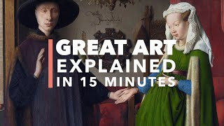 The Arnolfini Portrait by Jan Van Eyck: Great Art Explained