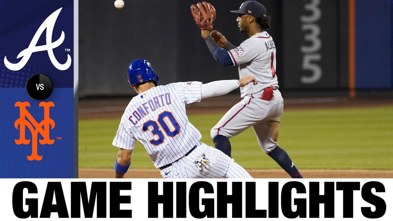 Download Braves vs. Mets Game Highlights (7/28/21) | MLB Highlights