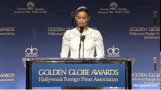 2015 Golden Globe Nominations Announcement VIDEO Golden Globes Award 2015 Live Nominations PT 1