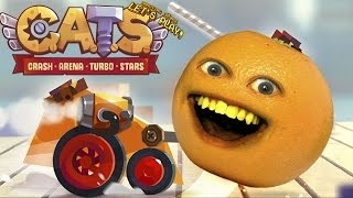 Annoying Orange Plays - C.A.T.S. (Crash Arena Turbo Stars)