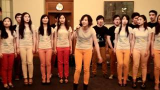 09. Sunday Morning ﹣ Acappella - The Mockingbird Annual Concert 2012