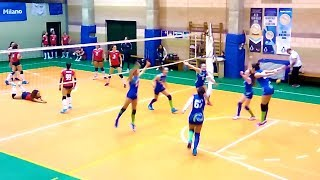 Pallavolo U14 eccellenza femminile - New Volley Adda  vs  Volley Sovico
