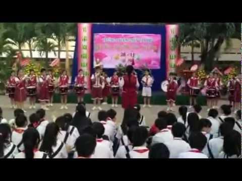 FH - Biểu diễn trống kèn 20/11/2012