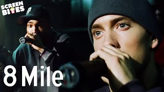 8 Mile - Eminem (Rabbit) rap battle Lil