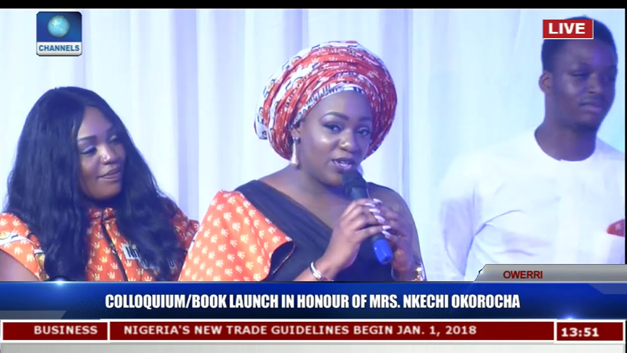Download Book Launch In Honour Of Mrs Nkechi Okorocha Pt 5