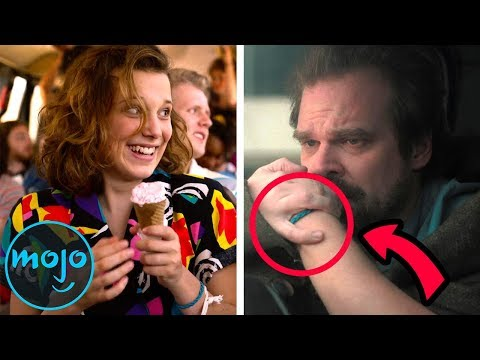 Top 10 Things You Missed in Stranger Things Season 3