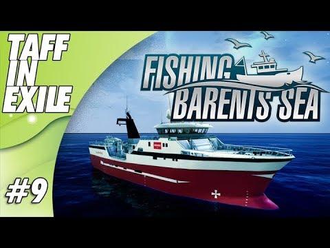 Fishing: Barents Sea | Lets Play | Happy Hermes Hauling