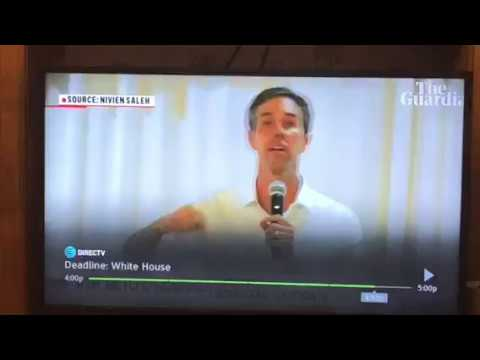 Beto O'Rourke Viral Video Says NFL Protests Are About Unarmed Black Men Getting Killed