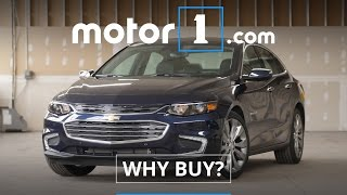 Why Buy? | 2017 Chevy Malibu Review