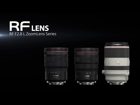 New Video from Canon Shows Off the RF 70-200 f/2.8L