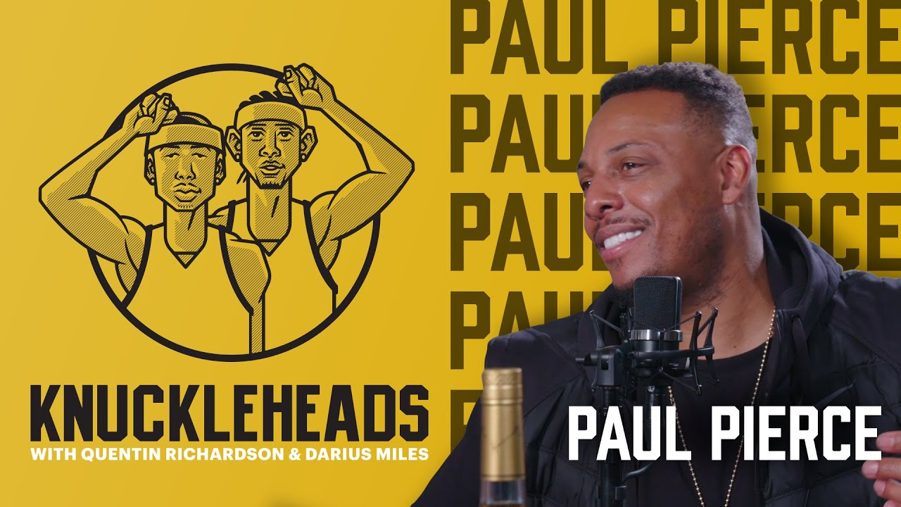 Download Paul Pierce AKA The Truth Joins Q and D | Knuckleheads S3: E2 | The Players' Tribune