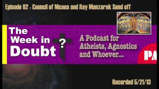 Episode 62: The Council of Nicaea