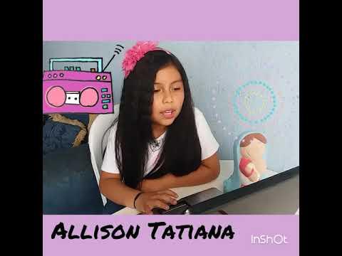 Ozuna - Te vas , Corazon de seda y Carita de angel  cover Allison Tatiana