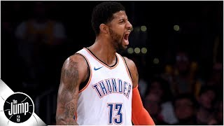 Should the Lakers have traded for Paul George when they had a chance? l The Jump