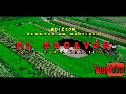 El Socavón 🔴 (Increíble) 🔴- Santa María Zacatepec (cumbia) - Grupo Sin Razzon